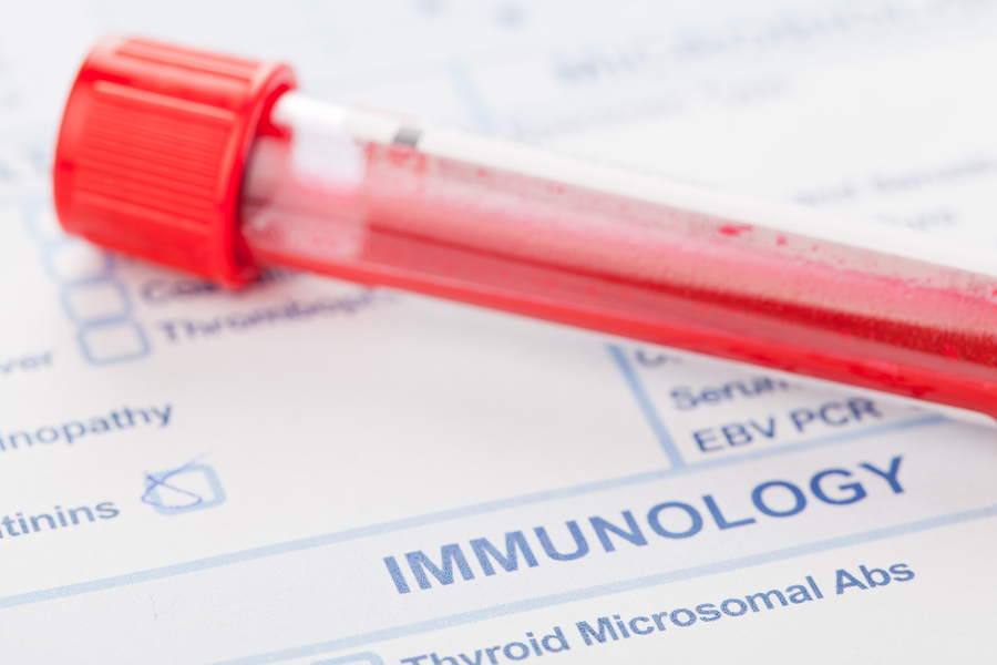 кровь на иммунограмму при кандидозе в паху